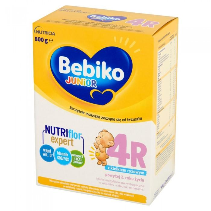 BEBIKO Junior 4R 800g mleko modyfikowane dla dzieci powyżej 2 roku życia