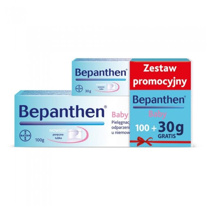 Bepanthen Baby MAŚĆ ZESTAW 100g+30g
