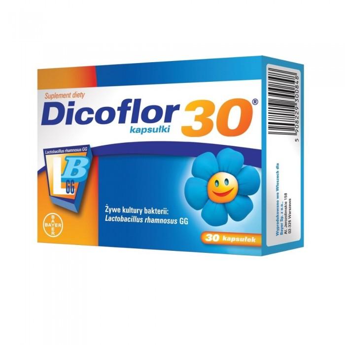 Dicoflor 30 - 30 kaps