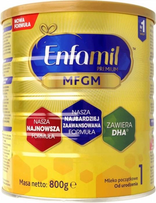 Enfamil 1 Premium mleko modyfikowane 800g