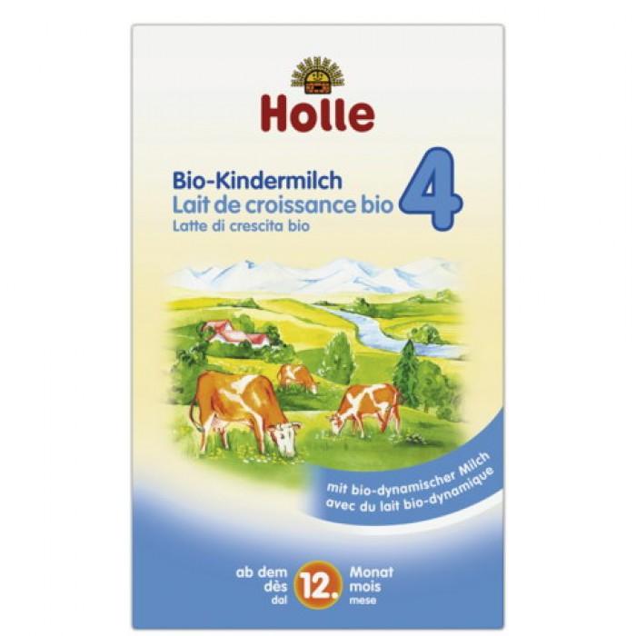 Holle BIO 4 mleko modyfikowane dla niemowląt 600g | Bio-Kindermilch 4