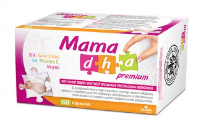 Mama DHA Premium 60kaps