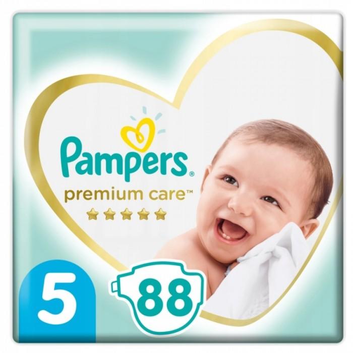 Pampers Premium Care rozmiar 5 junior 11-18-kg 88 pieluszek