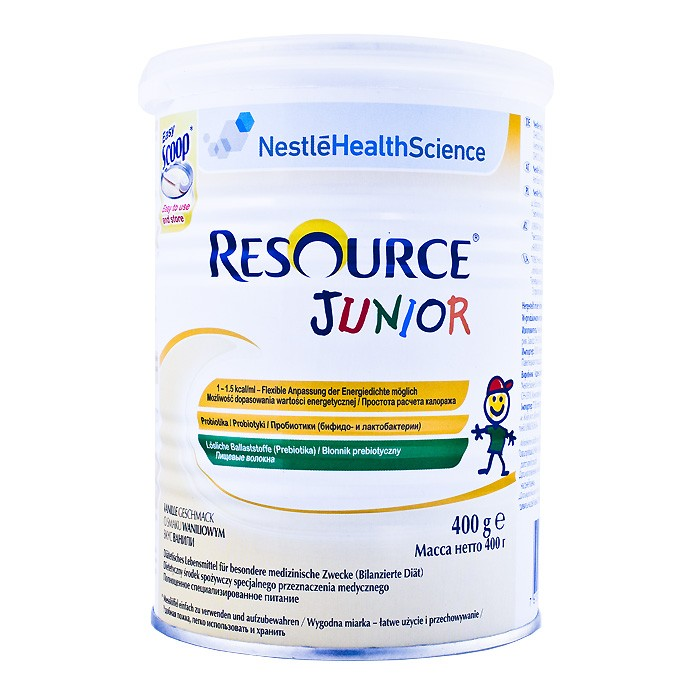 Resource Junior 400g cena i opinie o produkcie