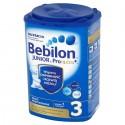Bebilon Junior 3 z Pronutra mleko modyfikowane 800g cena i opinie o produkcie