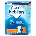 Bebilon 3 1200g Advance bez HMO - mleko modyfikowane 1200g cena i opinie o produkcie