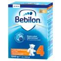 Bebilon 4 1200g Advance cena i opinie o produkcie