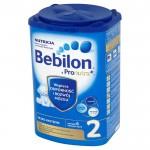 Bebilon 2 z Pronutra mleko modyfikowane 800g