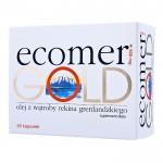 Ecomer Gold Olej z wątroby rekina grenlandzkiego 60 kaps
