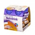 Nutridrink Protein o smaku brzoskwiniowym i mango 4x125ml