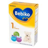 Bebiko 1 z NutriFlor+ mleko modyfikowane 350g