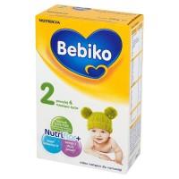 Bebiko 2 z NutriFlor+ mleko modyfikowane od 6 miesiąca 350g