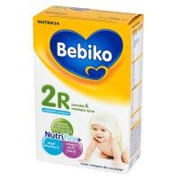 BEBIKO 2R mleko modyfikowane następne z dodatkiem KLEIKU RYŻOWEGO 350g