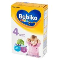BEBIKO Junior 4 Mleko modyfikowane dla dzieci powyżej 2 roku życia 350g