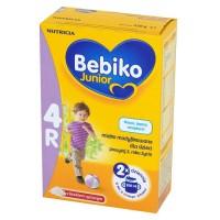 BEBIKO Junior 4R Mleko modyfikowane dla dzieci powyżej 2. roku życia z 350g