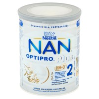 NAN Optipro Plus 2 800g