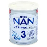 NAN Optipro Plus 3 800g