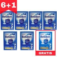 Bebilon 2 ZESTAW 6x1kg +1x1200g GRATIS