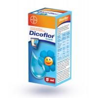Dicoflor krople dla niemowląt i dzieci 5ml