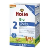 Holle BIO 2 600g mleko modyfikowane po 6 miesiącu