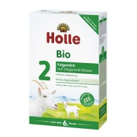 Holle BIO 2 mleko kozie dla niemowląt od 6 miesiąca 400g
