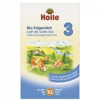 Holle BIO 3 mleko modyfikowane dla niemowląt 600g Bio-Folgemilch 3