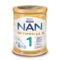 NAN Optipro H.A. 1 mleko hipoalergiczne od urodzenia ZESTAW 6x400g