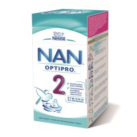 NAN Optipro 2 mleko modyfikowane po 6 miesiącu 350g