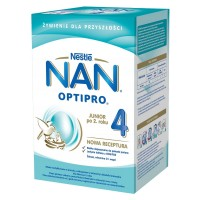 NAN 4 800g OptiPro mleko modyfikowane po 2 roku życia