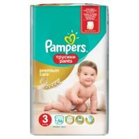 Pampers Pants PREMIUM CARE 3 56 sztuk