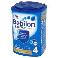 Bebilon Junior 4 z Pronutra mleko modyfikowane 800g