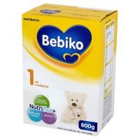 Bebiko 1 z NutriFlor+ mleko modyfikowane 800g