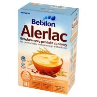 Bebilon Alerlac Bezglutenowy produkt zbożowy po 4 miesiącu 400g