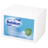 Bebilon HMF x50 saszetki - dodatek do mleka kobiecego