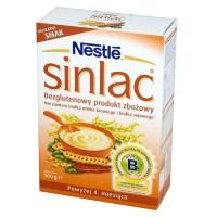 Nestle Sinlac kaszka dla alergików po 4 miesiącu 500g