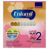 Enfamil 2 ZESTAW 6x1200