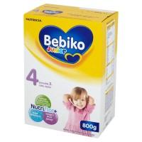 BEBIKO 4 800g Junior mleko modyfikowane po 2 roku życia