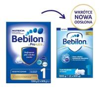 Bebilon 1 z Pronutra mleko modyfikowane 1200g