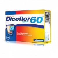 Dicoflor 60 - 10 kaps