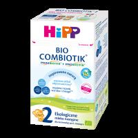 HiPP 2 550g mleko następne po 6 miesiącu