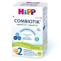 HiPP 2 600g mleko następne po 6 miesiącu