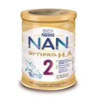 NAN Optipro H.A. 2 mleko hipoalergiczne po 6 miesiącu ZESTAW 6x400g