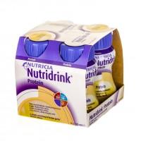 Nutridrink Protein o smaku waniliowym 4x125ml