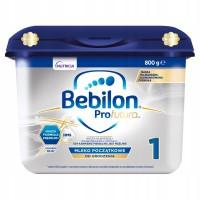 Bebilon PROFUTURA 1 800g mleko modyfikowane bez oleju palmowego