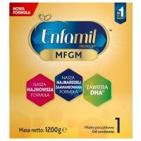 Enfamil 1 1200g MFGM mleko modyfikowane początkowe