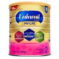 Enfamil 2 800g MFGM mleko modyfikowane po 6 miesiacu
